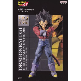 Dragon Ball GT HQ DX Vol 1 - Vegeta Super Saiyan 4