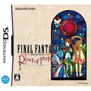 Final Fantasy Crystal Chronicles - Ring of Fates [NDS - Used Good Condition]