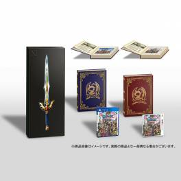 Dragon Quest XI Sugisarishi Toki o Motomete - Double Pack Hero's Sword Box Limited Edition [PS4 - 3DS]