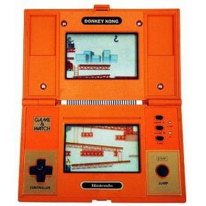 Donkey Kong - Multi Screen DK-52 - used / no box [Game & Watch]