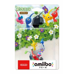 Amiibo Pikmin [3DS]
