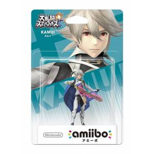 FREE SHIPPING - Amiibo Kamui - SUPER SMASH BROS. SERIES VER. [Wii U]