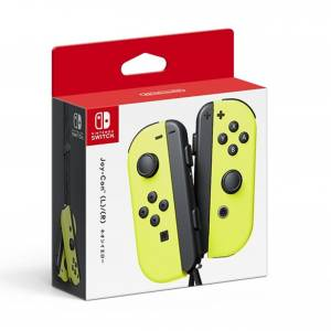 Nintendo Switch Joy-Con (L) / (R) Neon Yellow Set [Switch]