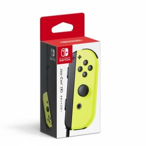 Nintendo Switch Joy-Con (R) Neon Yellow Limited Version [Switch]