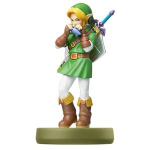 FREE SHIPPING - Amiibo Link (Ocarina of Time) - Legend of Zelda series Ver. [Wii U]