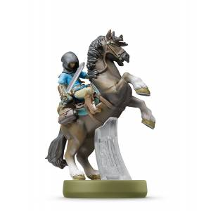 Amiibo Link Rider - Legend of Zelda Breath of the Wild series Ver. [Switch / Wii U]