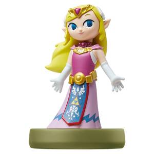 EN STOCK! Amiibo Zelda (The Wind Waker) - Legend of Zelda series Ver. [Wii U]