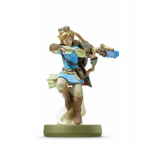 RESTOCK FIN NOVEMBRE - Amiibo Link Archer - Legend of Zelda Breath of the Wild series Ver. [Switch / Wii U]