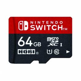 Micro SD Card 64GB for Nintendo Switch [Hori]