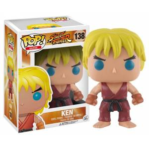 Street Fighter - Ken [POP! 138]