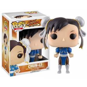 Street Fighter - Chun-Li [POP! 136]