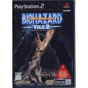 BioHazard Outbreak File 2 / Resident Evil Outbreak File 2 [PS2 - Used Good Condition]