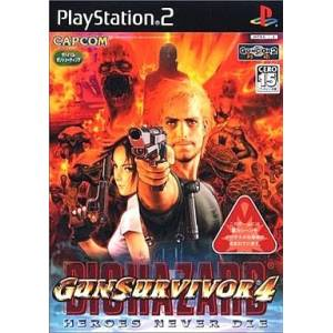 Gun Survivor 4 - BioHazard - Heroes Never Die [PS2 - occasion BE]