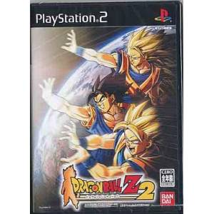 Dragon Ball Z 2 / Dragon Ball Z Budokai 2 [PS2 - Used Good Condition]