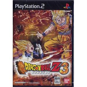 Dragon Ball Z 3 / Dragon Ball Z Budokai 3 [PS2 - Used Good Condition]