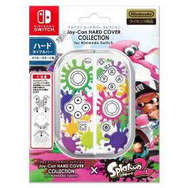 Joy-Con Hard Cover for Nintendo Switch - Splatoon 2 Edition Type A [Switch]