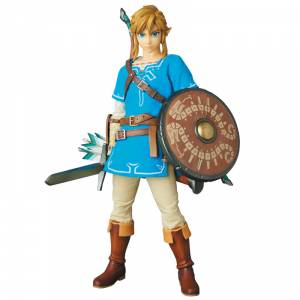 The Legend of Zelda: Breath of the Wild - Link [RAH / Real Action Heroes 764]