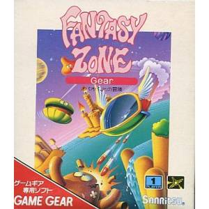 Fantasy Zone Gear - Opa Opa Jr. no Bouken [GG - Used Good Condition]