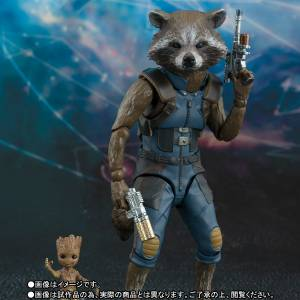 Guardians of Galaxy Remix / Vol. 2 - Rocket & Baby Groot Limited Edition [S.H. Figuarts]