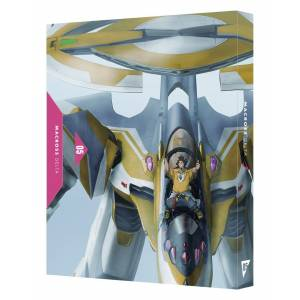 Macross Delta Volume 6 Limited Edition [Blu-ray - Region Free]