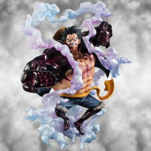 One Piece SA-MAXIMUM - Monkey D. Luffy Gear Fourth Limited Edition [Portrait Of Pirates]