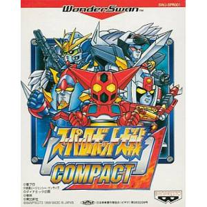 Super Robot Taisen Compact [WS - Used Good Condition]