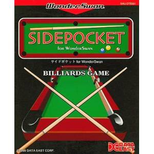 Side Pocket for Wonderswan [WS - Occasion BE]