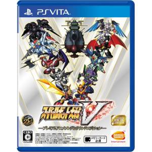 Super Robot Taisen V - Premium Anisong & Sound Edition [PSVita - Used Good Condition]