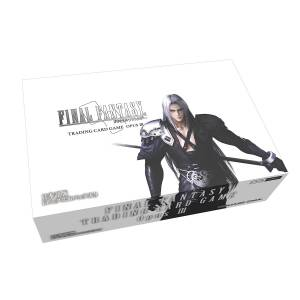 Final Fantasy Trading Card Game FF-TCG - Opus III Booster 36 Pack BOX [Trading Cards]