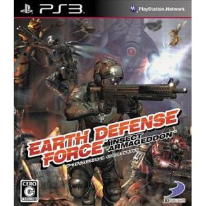Earth Defense Force - Insect Armageddon [PS3 - Occasion BE]