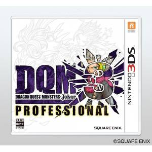 Dragon Quest Monsters Joker 3 Professional [3DS - Used Good Condition]