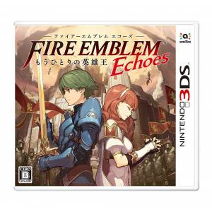Fire Emblem Echoes: Shadows of Valentia - Standard Edition [3DS-Occasion]