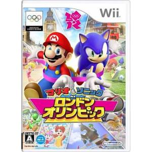 Mario & Sonic at London Olympic / Mario & Sonic aux Jeux Olympiques de Londres 2012 [Wii / Occasion BE]