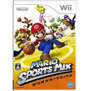 Mario Sports Mix [Wii - Occasion BE]