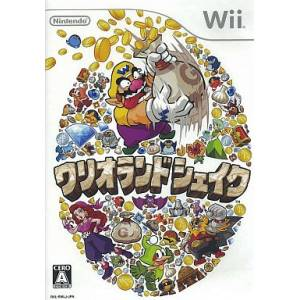 Wario Land Shake [Wii - Used Good Condition]