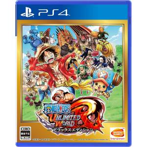 One Piece: Unlimited World Red Deluxe Edition [PS4]