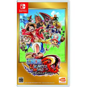 One Piece: Unlimited World Red Deluxe Edition (multi-language) [Switch]