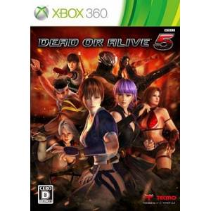 Dead or Alive 5 [X360 - Occasion BE]