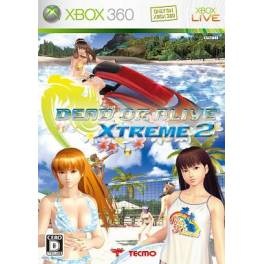 Dead or Alive Xtreme 2 [X360 - Used Good Condition]
