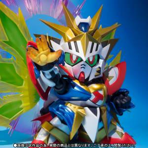SD Gundam - Sun Knights God Gundam Limited Edition [SDX]