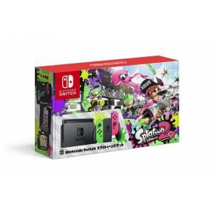 Nintendo Switch Splatoon 2 limited set [Brand new]