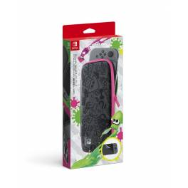 Nintendo Switch carrying case (with Screen Protector) Splatoon 2 Limited Edition [Switch]