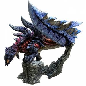 Monster Hunter - Creator's Model Cutting Wyvern Glavenus Dinovalde [Capcom Figure Builder]