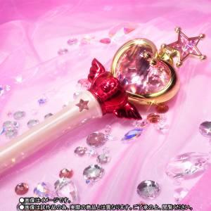 Sailor Moon S - Proplica - Pink Moon Stick [Bandai Premium Limited]