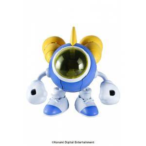 TwinBee Rainbow Bell Adventure TwinBee Plastic Model [Plum]