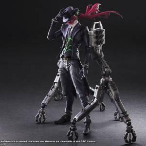 DC Comics DESIGNED BY TETSUYA NOMURA: Joker [Variant Play Arts Kai]