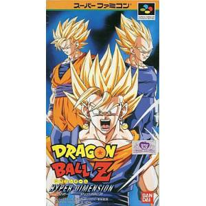 Dragon Ball Z - Hyper Dimension [SFC - Used Good Condition]