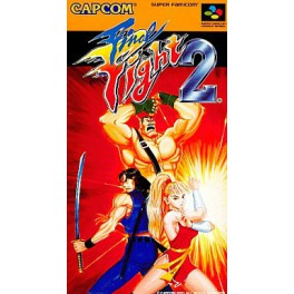 Final Fight 2 [SFC - Used Good Condition]