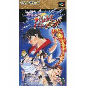 Final Fight Tough / Final Fight 3 [SFC - Used Good Condition]