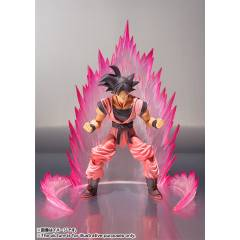 Dragon Ball Z - Son Goku KAIOHKEN Ver. 10th anniversary World Tour Limited Edition [S.H. Figuarts]